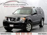 2006 Nissan Pathfinder LE 4WD Leather/3rd row seats / Navigation