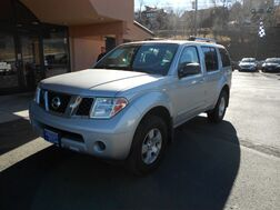 2006_Nissan_Pathfinder_S 4WD_ Colorado Springs CO