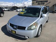 2006_Nissan_Quest_Base_ North Logan UT