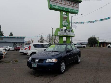 2006 Nissan Sentra 1.8 Eugene OR