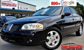 2006_Nissan_Sentra_1.8 S 4dr Sedan w/Automatic_ Saint Augustine FL