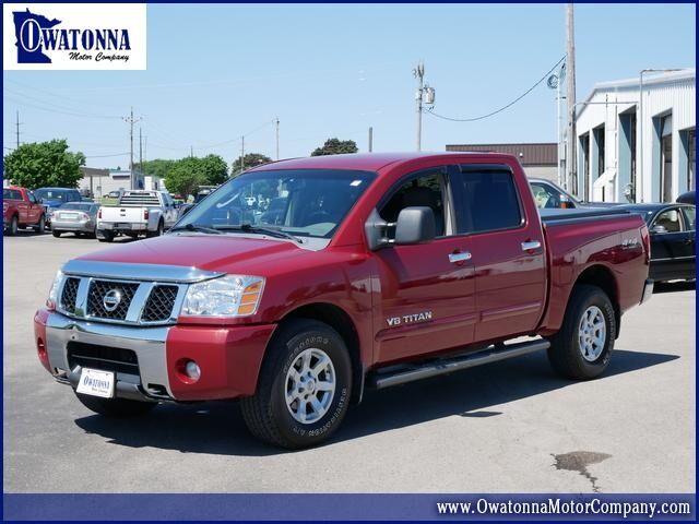 2006 Nissan Titan SE Owatonna MN