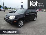 2006 Nissan X-Trail SE, All Wheel Drive, Heated Seats, Cruise Control, Sunroof