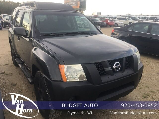 2006 Nissan Xterra S Plymouth WI