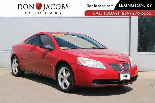 2006 Pontiac G6 GTP Lexington KY