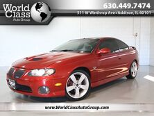 Pontiac GTO 6.0L V8 - RARE! LEATHER TINTED WINDOWS TOUCHSCREEN AUDIO 2006