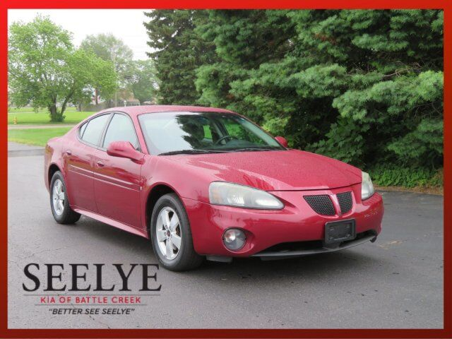 2006 Pontiac Grand Prix BASE Battle Creek MI