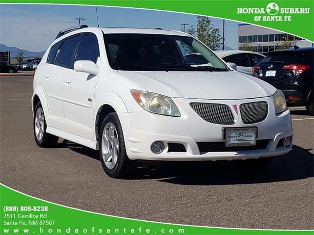 2006 Pontiac Vibe Base Santa Fe NM