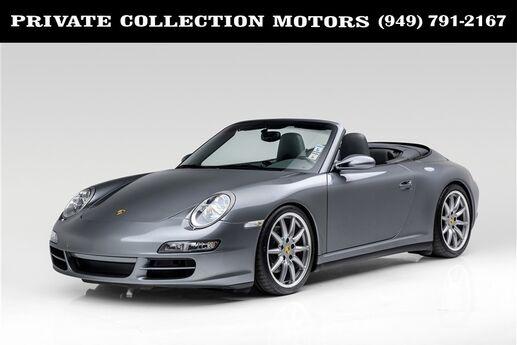 2006 Porsche 911 Carrera 4S 1 Owner 6 Speed Loaded Costa Mesa CA