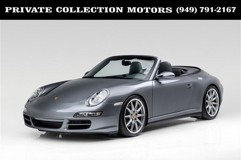 2006_Porsche_911_Carrera 4S 1 Owner 6 Speed Loaded_ Costa Mesa CA