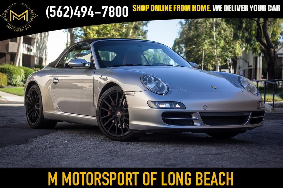 2006_Porsche_911_Carrera 4S Cabriolet 2D_ Long Beach CA