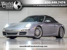 2006_Porsche_911_Carrera Convertible Leather_ Chicago IL