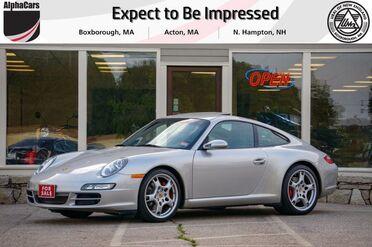 2006_Porsche_911_Carrera S_ Boxborough MA