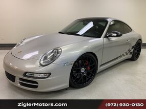 Porsche 911 Carrera S Coupe Carbon Fiber wrapped Roof Clean Carfax 2006