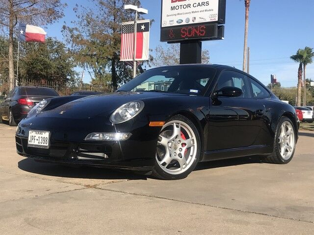 2006_Porsche_911_Carrera S_ Houston TX