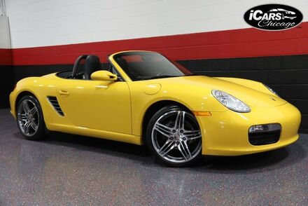 2006_Porsche_Boxster 5-Speed Manual_2dr Convertible_ Chicago IL