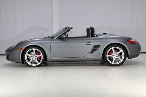 2006_Porsche_Boxster_S Convertible 6MT_ West Chester PA