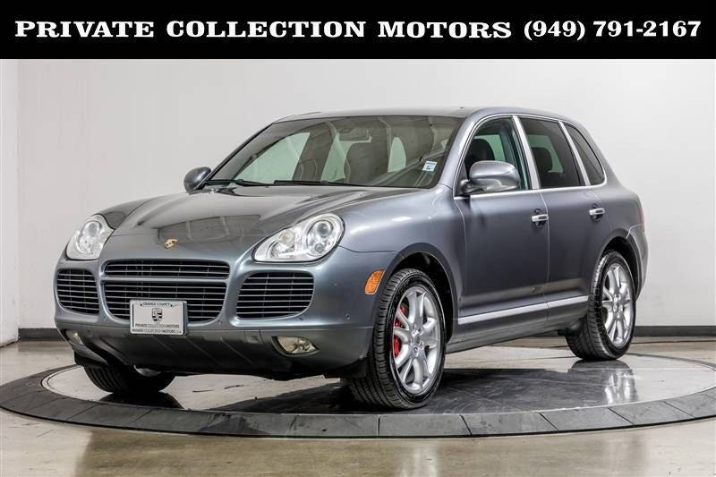 2006_Porsche_Cayenne_Turbo S 1 Owner_ Costa Mesa CA