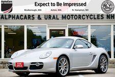 2006 Porsche Cayman S 6-Speed Manual