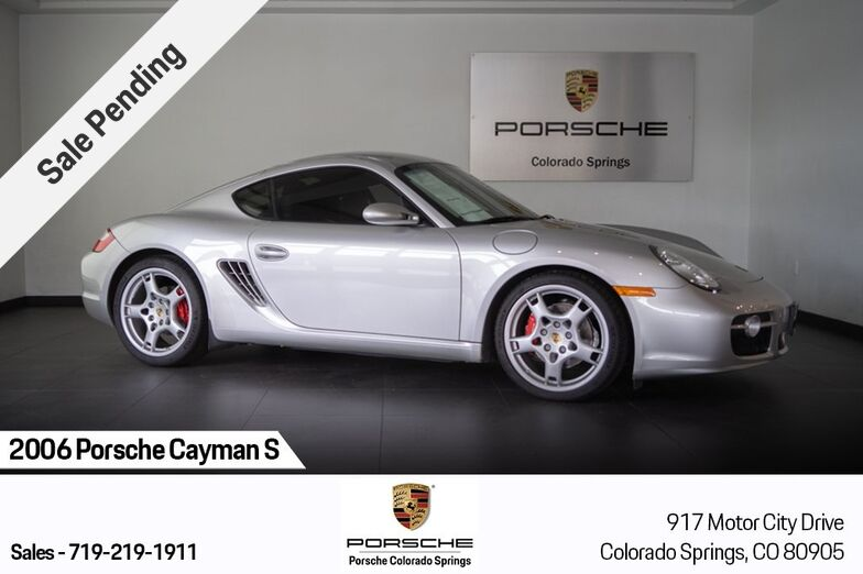 2006 Porsche Cayman S Colorado Springs CO