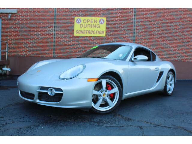 2006 Porsche Cayman S Kansas City KS