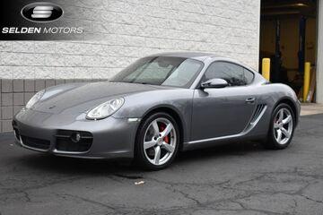 2006_Porsche_Cayman_S_ Willow Grove PA