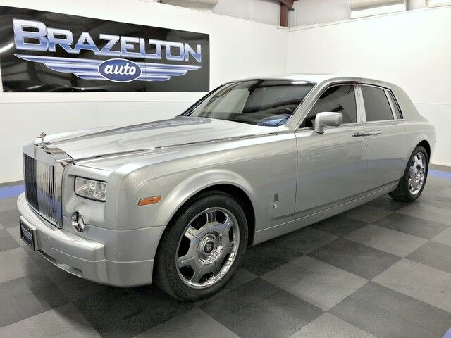2006 Rolls-Royce Phantom Sunroof, Rear A/C Houston TX