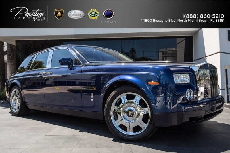 2006_Rolls-Royce_Phantom__ North Miami Beach FL