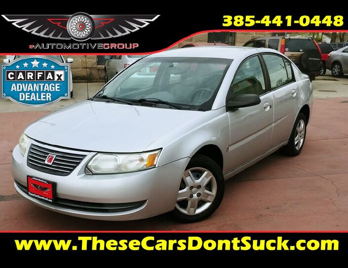 2006 SATURN ION LEVEL 2 Sandy UT