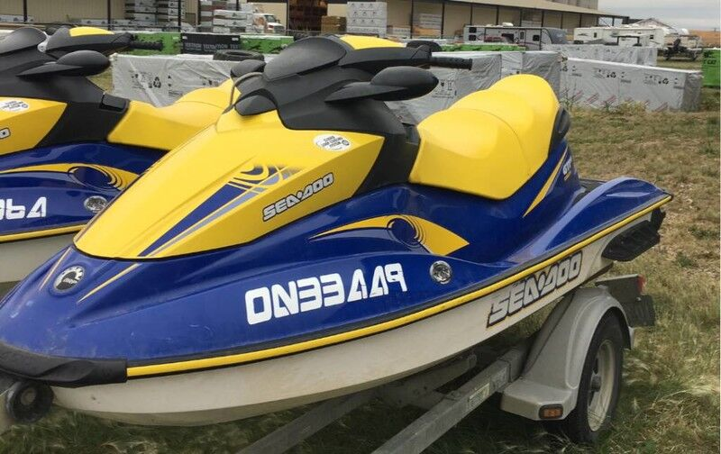 2006 SEA DOO GTI SE WATERCRAFT