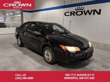 2006_Saturn_Ion Quad Coupe_Ion.2 Midlevel *Great Student Car*_ Winnipeg MB