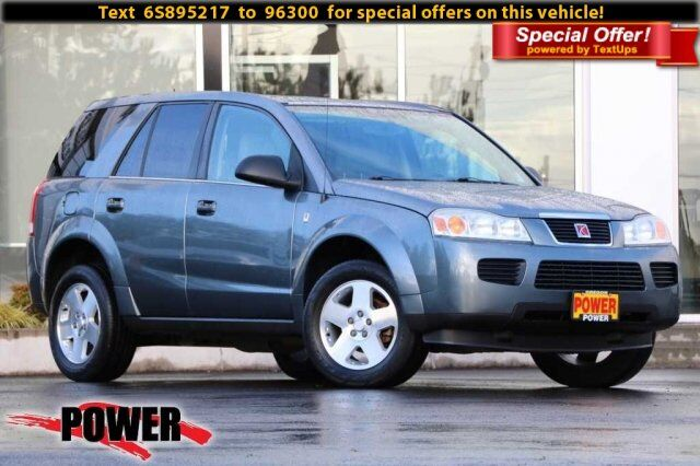2006 Saturn VUE 4DR AWD V6 AT Corvallis OR