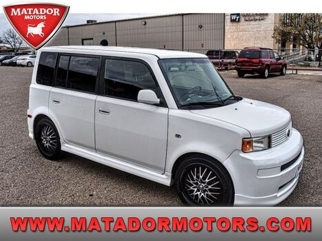 2006_Scion_xB__ Lubbock & Wolfforth TX