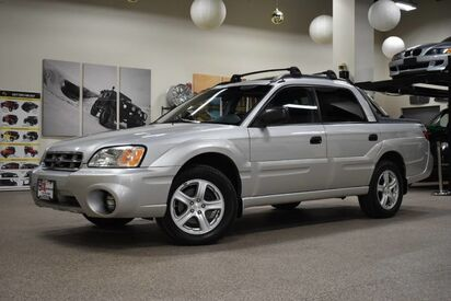 2006_Subaru_Baja_Sport AWD_ Boston MA