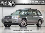 2006 Subaru Forester 2.5 X L.L. Bean Edition LEATHER SUNROOF