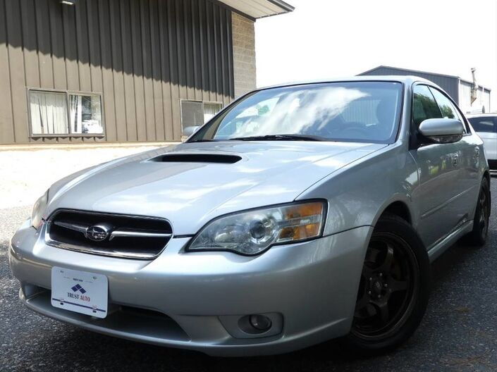 2006 Subaru Legacy Sedan 2.5 GT Ltd Sykesville MD