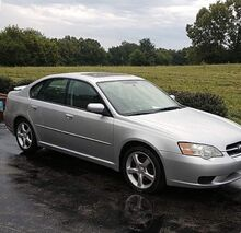 2006_Subaru_Legacy Sedan_Outback 2.5i Ltd_ Georgetown KY