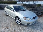 2006 Subaru Legacy Sedan Outback 2.5i Ltd