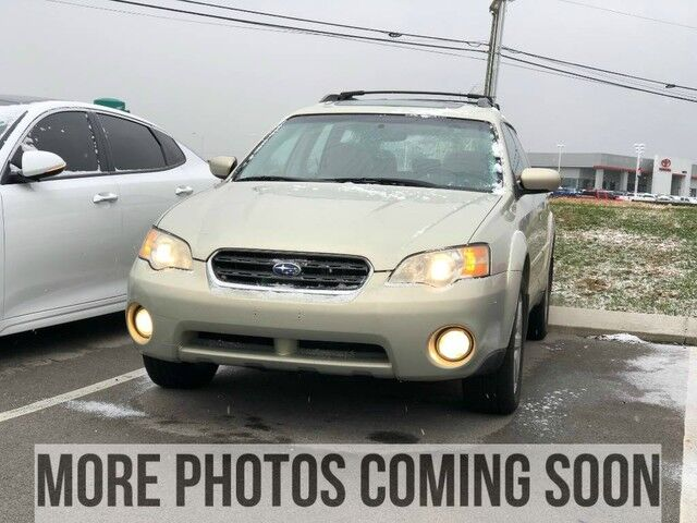 2006 Subaru Legacy Wagon Outback 2.5i Ltd Richmond KY