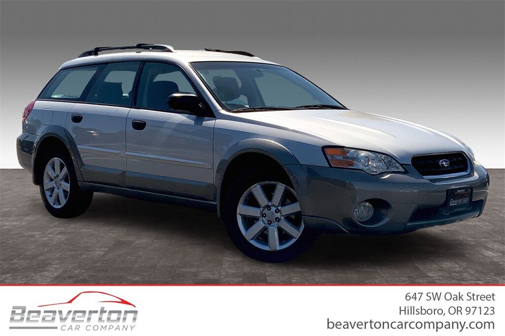 2006 Subaru Outback 2.5i OR