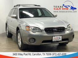 2006_Subaru_Outback_2.5i LIMITED AWD SUNROOF LEATHER HEATED SEATS CRUISE CONTROL, ALLOY WHEELS_ Carrollton TX