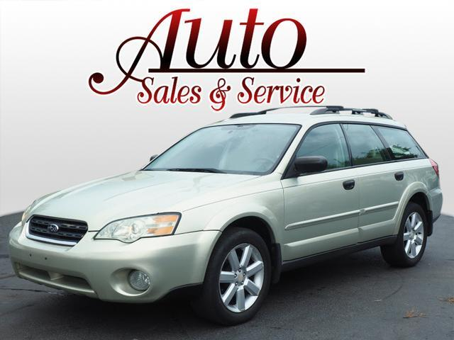 2006 Subaru Outback 2.5i Wagon Indianapolis IN
