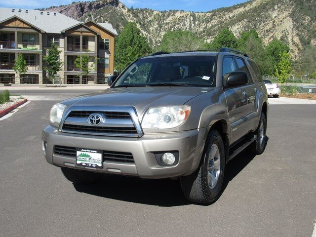 2006 Toyota 4Runner SR5 Durango CO