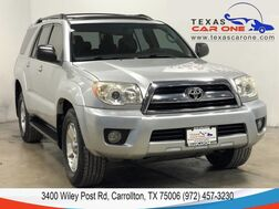 2006_Toyota_4Runner_SR5 SUNROOF LEATHER HEATED SEATS CRUISE CONTROL ALLOY WHEELS_ Carrollton TX