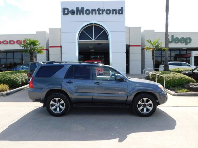 2006 Toyota 4runner 4dr Limited V6 Auto (Natl) Conroe TX