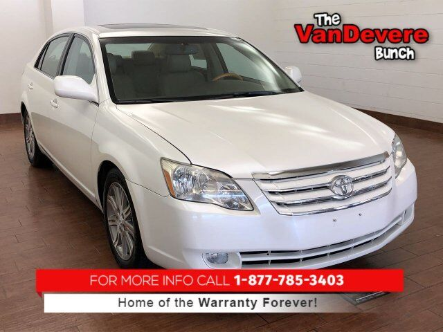 2006 Toyota Avalon Limited Akron OH