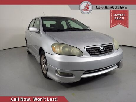 2006_Toyota_COROLLA LE__ Salt Lake City UT