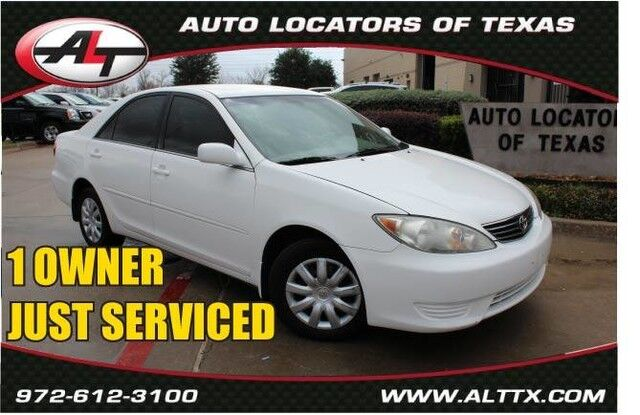2006 Toyota Camry LE Plano TX