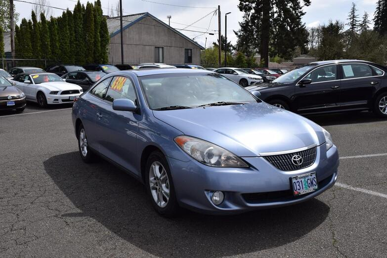 2006 Toyota Camry Solara SLE McMinnville OR