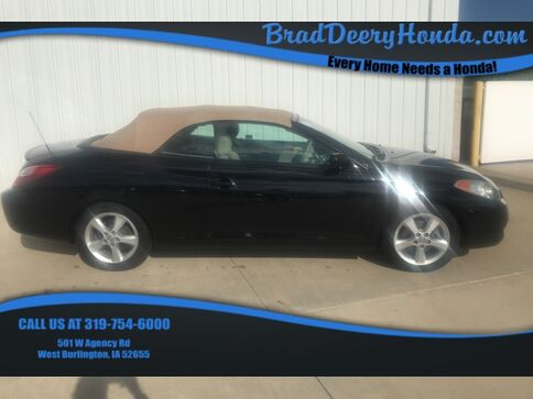 2006_Toyota_Camry Solara_SLE_ West Burlington IA